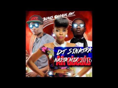 2016 / Afrobeats / Naija Mix / Wizkid / Yemi Alade / Olamide