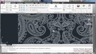 Видеоуроки по AutoCAD: векторизация jpg, tif, png в dwg, dxf. Ч2