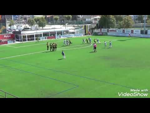 Goles Rapido Bouzas 2 Ourense CF Juvenil 2
