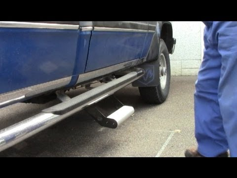 Truck Step - YouTube