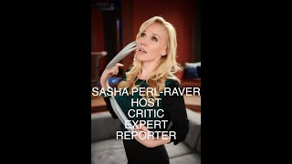 Sasha Perl-Raver Entertainment Reporter and Host Reel