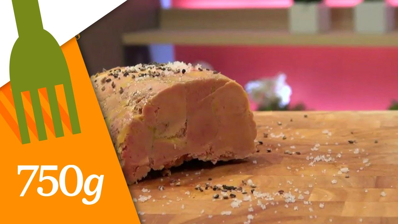 terrine de foie gras inratable 750g youtube. Black Bedroom Furniture Sets. Home Design Ideas