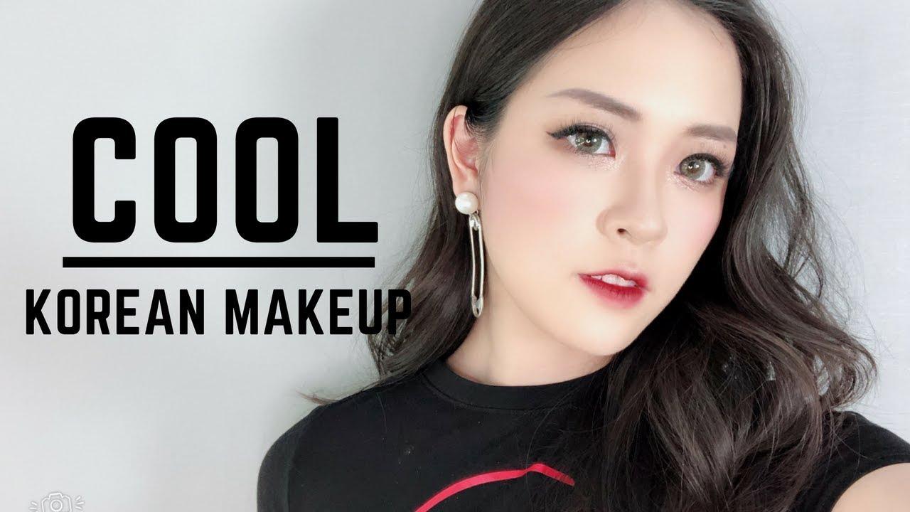 Cool Korean Makeup Style - Trang Điểm Cá Tính Phong Cách Hàn Quốc | Linh Linh Makeup