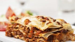 Лазанья. Настоящий классический итальянский рецепт от синьоры Аньезе. Le Lasagne