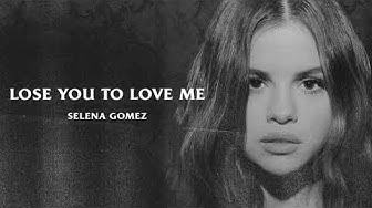 Selena Gomez - Lose You To Love Me (Official Instrumental)
