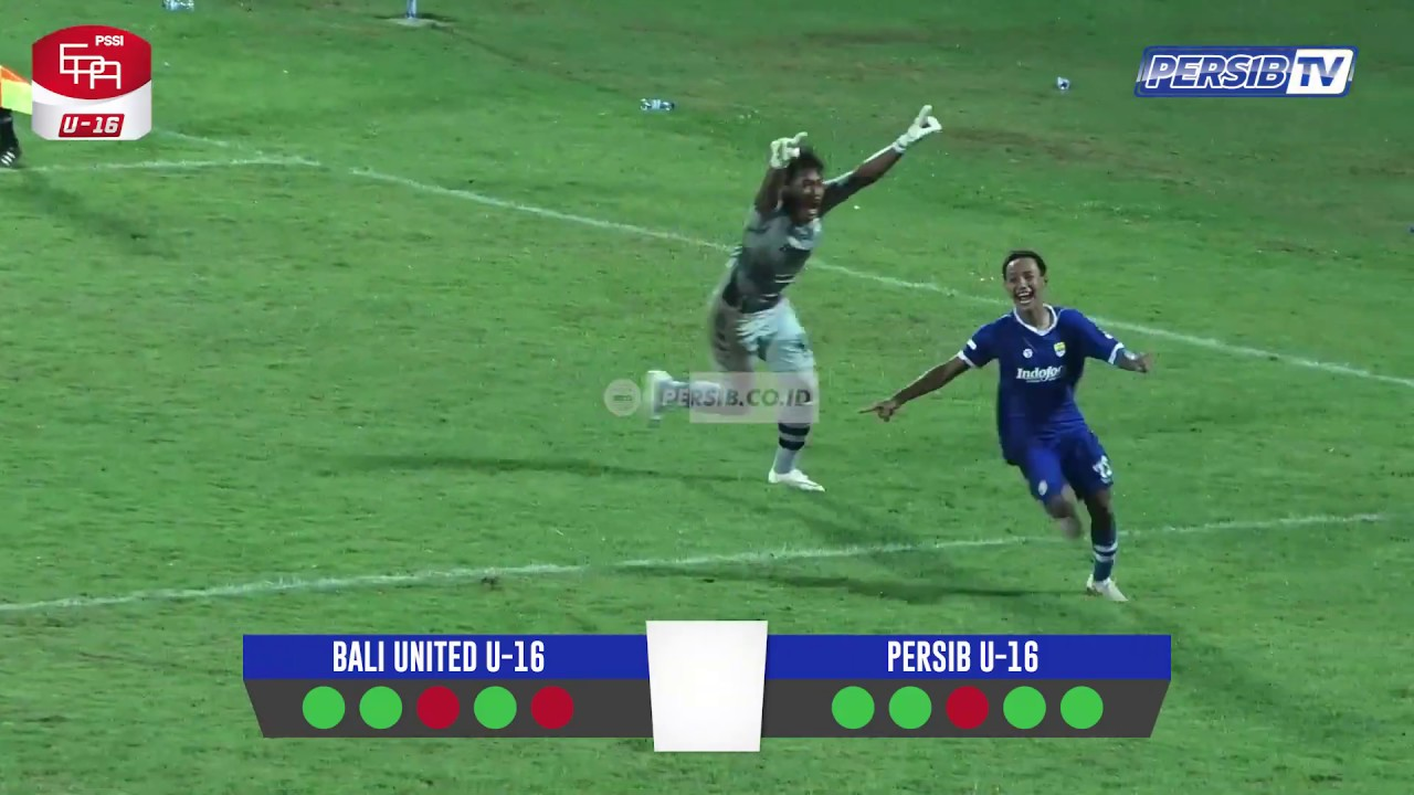 Video: [Highlights] Elite Pro Academy PSSI U-16 | Bali United vs PERSIB | 9 Desember 2018 FINAL 2