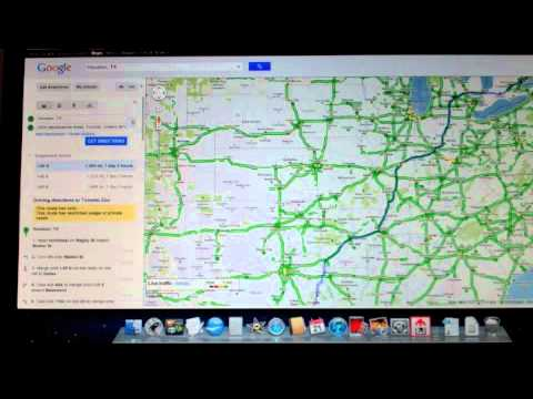 Google Maps for truck drivers - YouTube on