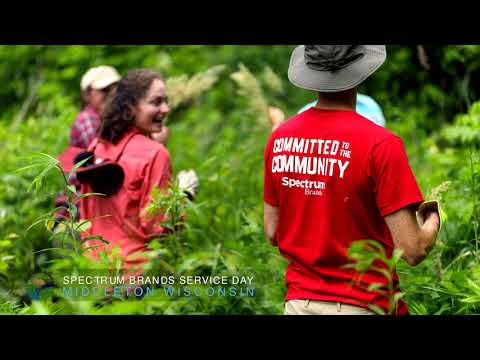 Spectrum Brands 2018 Day of Service