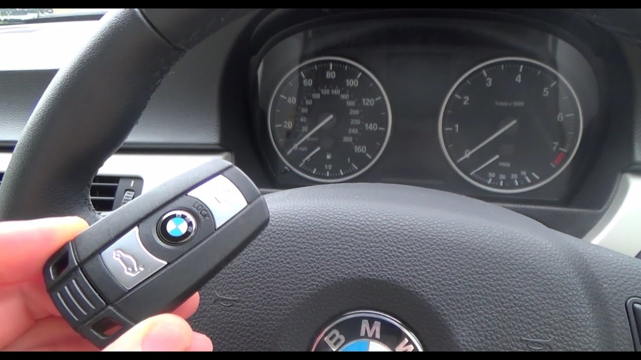 How To Reset The Service Light On A Bmw 3 Series E90 E91 E92 E93 Youtube