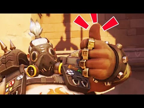 HARBLEU TALKS ABOUT PTR ROADHOG - Overwatch thumbnail