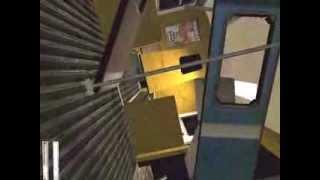 Cry Of Fear - Train Climbing (Steam Edition)
