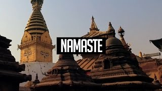 UNIQ POET - Namaste   #visitnepal