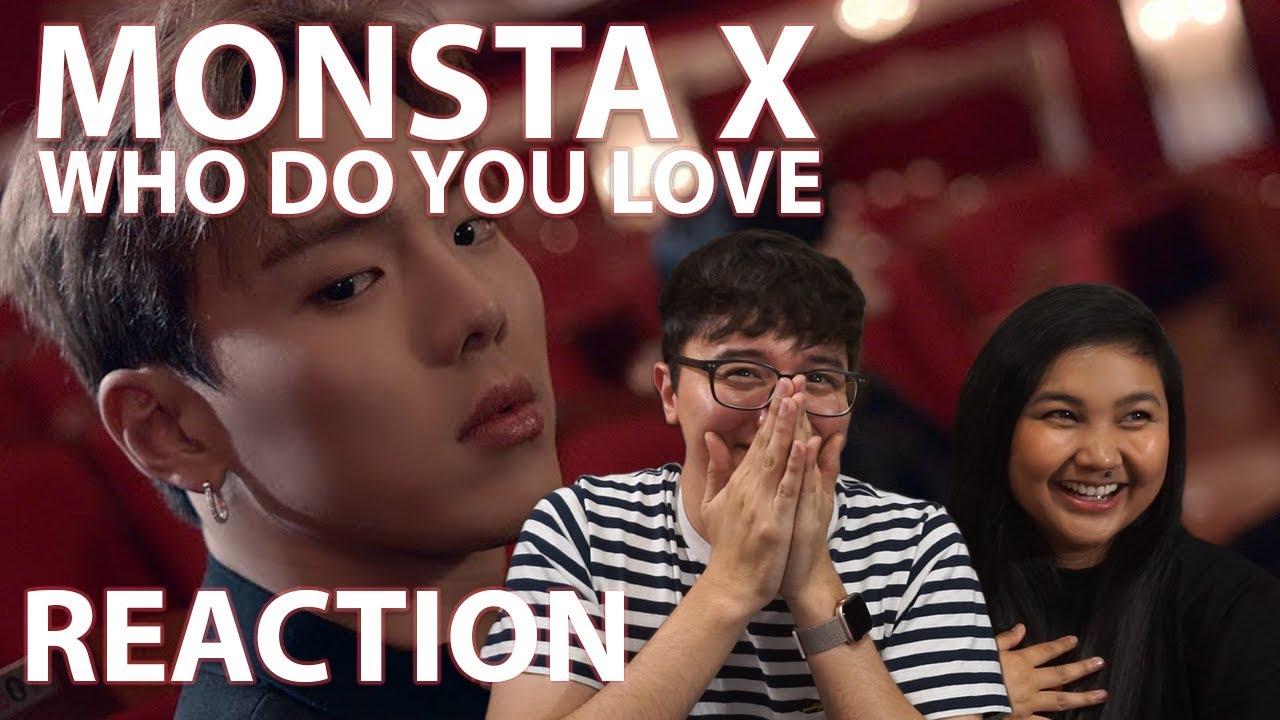 Monsta X Who Do You Love ft French Montana Reaction