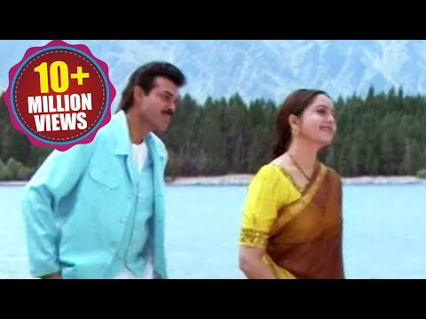 Raja Telugu Movie Songs - Edo Oka Raagam (Male) - Venkatesh, Soundarya