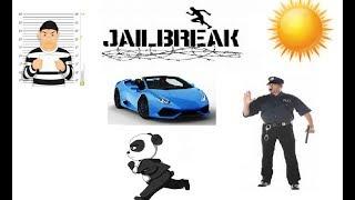 roblox Gefängnispause mit bascon