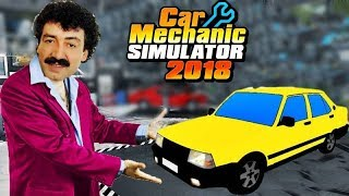 MÜSLÜM BABAAAA !!   Car Mechanic Simulator 18 TÜRKÇE #2
