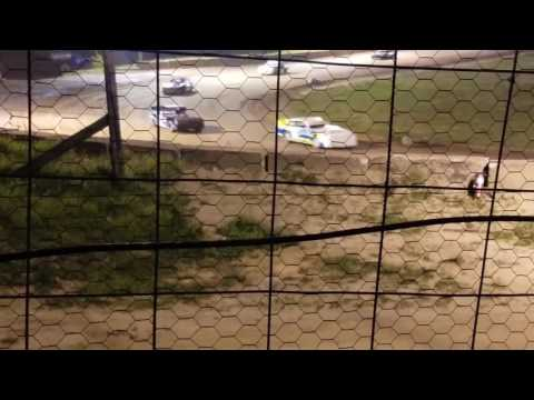 Dan Richardson shadyhill   5/6/17 feature race
