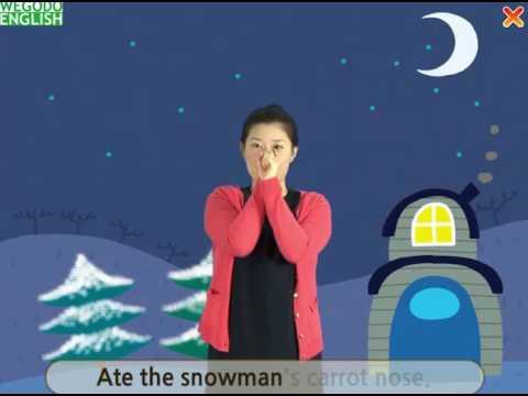 a chubby little snowman | godo Song