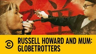 Learning the Way of the Ninja | Russell Howard and Mum: GlobeTrotters