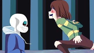 UNDERTALE  - Sans Fight Animation (UNFINISH)