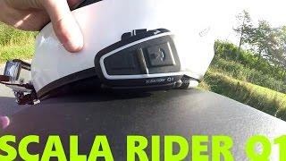 Erfahrungsbericht: Cardo Scala Rider Q1 Bluetooth-Headset im Test | Piotrrr Moto