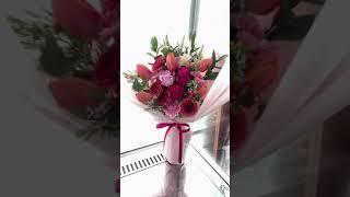 반평생 함께한 소중한 당신을 위한 꽃