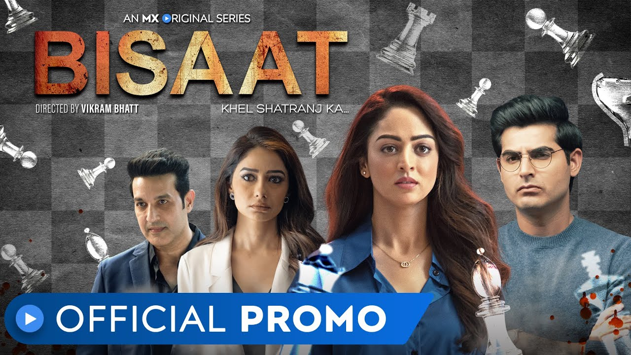 Bisaat | Sandeepa Dhar | Omkar Kapoor | Vikram Bhatt | MX Original | MX Player | Streaming Free