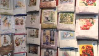 Выставка Вышивка и бисер (Magic Stitch) 20-22 марта 2015