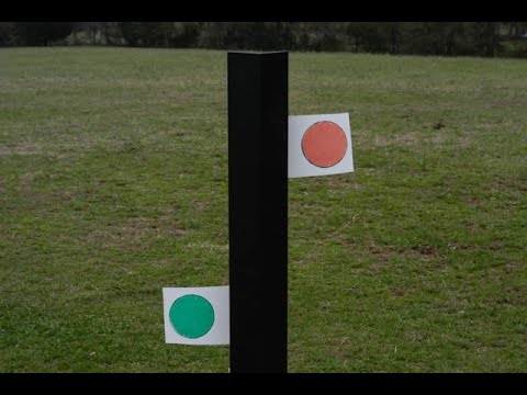 Making and Shooting Moving Targets