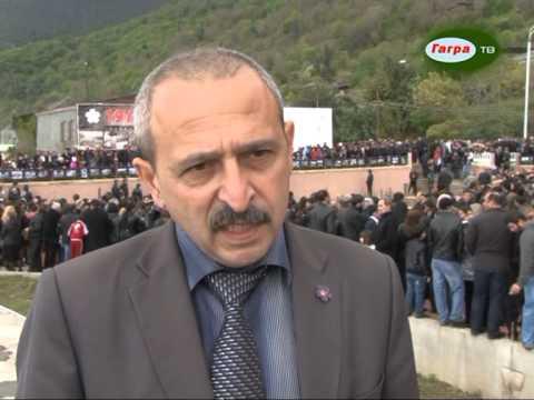 Памятная литургия в память жертв геноцида армян