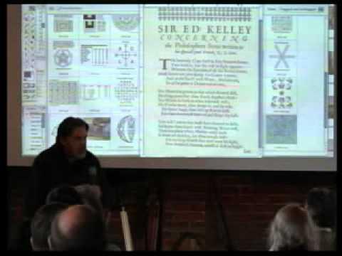 Vincent Bridges: Alchemy & the Shakespeare / John Dee (Angelic) Solution