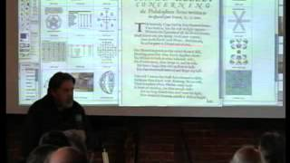 Vincent Bridges: Alchemy & the Shakespeare / John Dee (Angelic) Solution