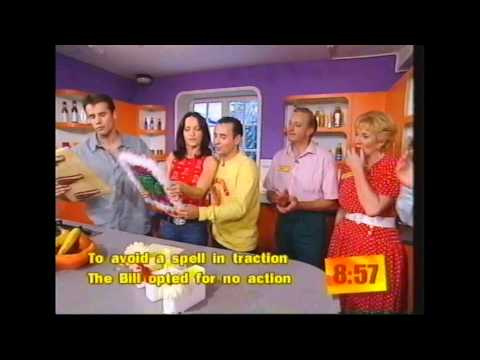 The Big Breakfast Friday  from Friday 21st September 2001