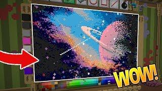 DOUBLE WIN!!! (Minecraft Pixel Painters)