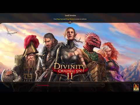 Heading to Bloodmoon Island The Three Alters - Tactician - Divinity Original Sin 2 LP #63