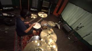 Capsize - The Angst In My Veins drum cover