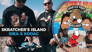 dj idea x kodac visualz present skratchers island 3 portablist scratch video