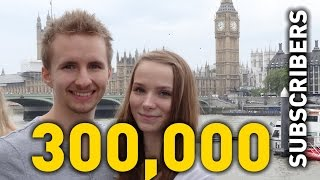 300,000 SUBSCRIBERS - Thank you...
