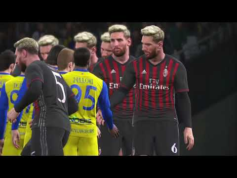Match Opening A.C. Chievo Verona vs. AC Milan Coppa Italia Quarter-finals 2nd Leg 2018/2019 HD