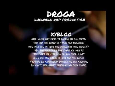 Droga - Dhewada Rap Production (LYRICS)