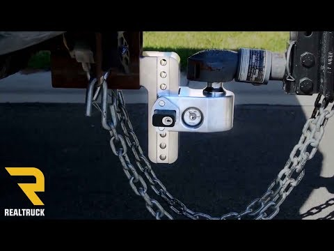 Weigh Safe Adjustable Ball Mount Hitch - Fast Facts