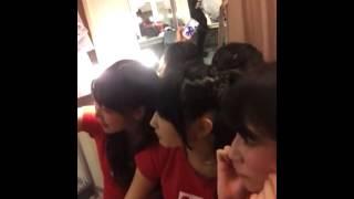 Google+投稿 白間美瑠 岸野里香 吉田朱里.