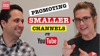 """Promoting Smaller Channels on YouTube - Give us YOUR Feedback!   """"On The Rise"""" in Explore"""