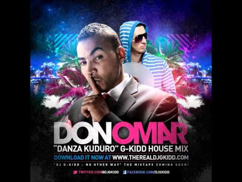 Don Omar - Danza Kuduro (G-Kidd House Remix)