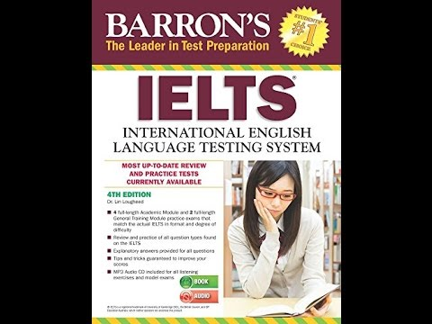 With Downloadable Audio Barrons IELTS