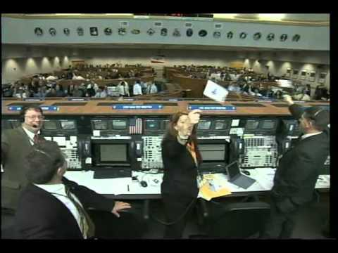 Part 2: STS-135 Inside the firing room in launch control before and after the launch of Atlantis