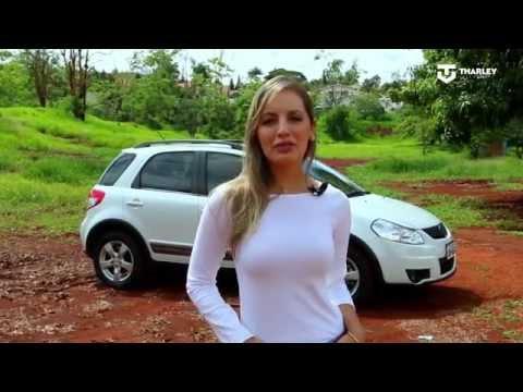 Terra ou asfalto? Suzuki SX4