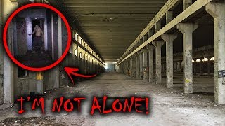 *GONE WRONG* ABANDONED FACTORY EXPLORATION (I WAS CHASED)