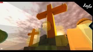 Jesus perdoa. Rezando