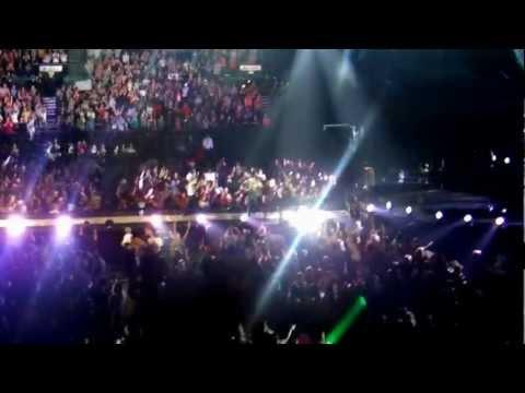 NKOTBSB The Best Atmosphere Ever. @LG Arena Birmingham NEC 2012 [HD]